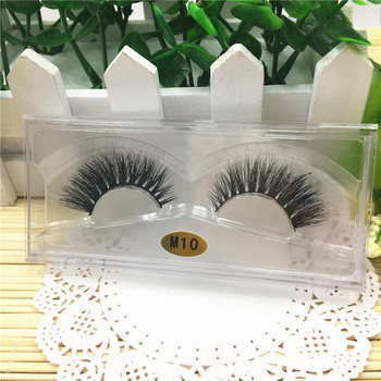 New High Quality Full Strip Lashes Women's Fashion 3D Natural Multi Layer Thick Cross Eye Lashes False Eyelashes Beauty Makeup Beauty Essentials