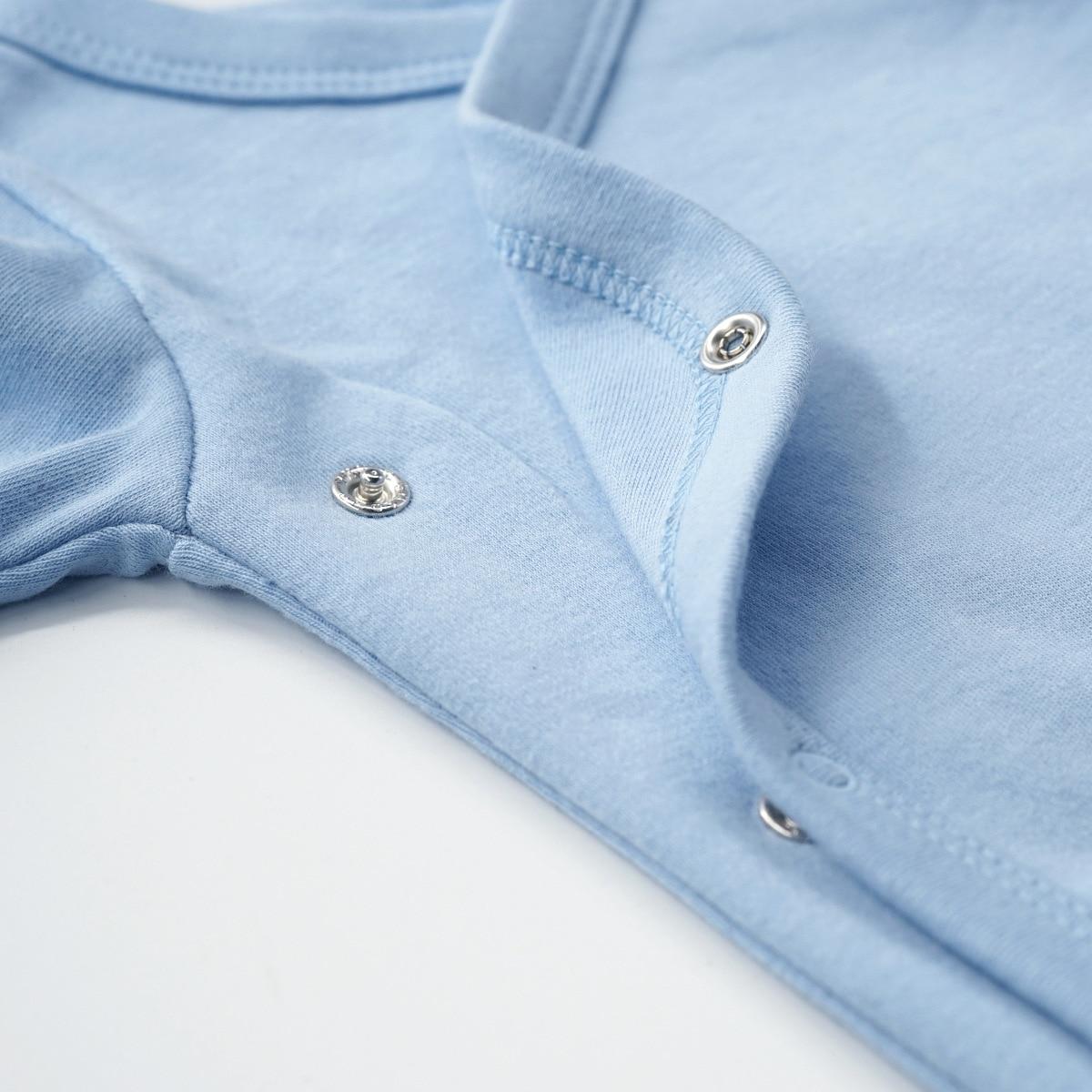 Kids Underwear 100% Cotton New Born Underwear T-shirts For Babies 0-3 Months Home Dress Spring Autumn Underwear Girls Kids