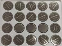 100 unids/lote nueva Original de Panasonic CR2450 CR 2450 3V batería de botón de litio moneda baterías para relojes relojes, audífonos