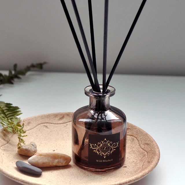 US $10 0 20% OFF Reed diffuser sets good smell perfume Aromatherapy oils  European style perfume, new aromatherapy home accessories-in Reed Diffuser