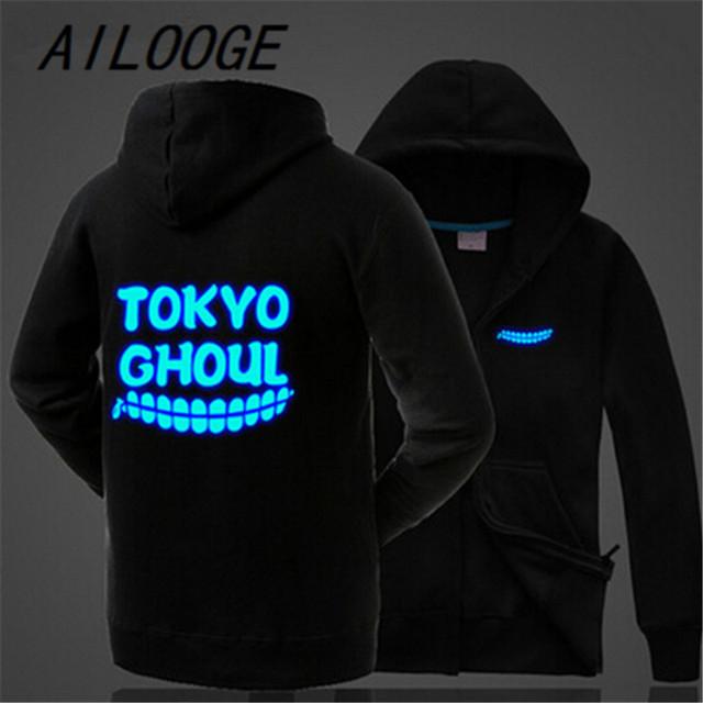One Piece Hoodie Uchiha Sasuke Cosplay Coat Luminous Sweatshirt