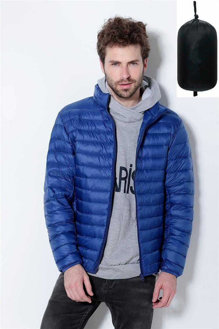 Ultra Light Down Jacket Men - Best Jacket 2017