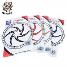 MTB 160/180/203MM Mountain Bike Stainless Steel Disc Brake Rotor High Quality  Free Shipping