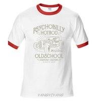 الصيف تي شيرت رخيصة بيع 100% القطن قميصا الساخنة قضيب oldschool سيارة v8 بيك usa السائق lkw مخصص pinup مخصص قمصان