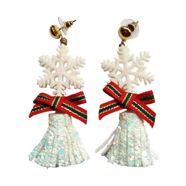 1 Pair Jewelry Christmas...