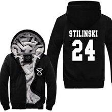 Teen Wolf Stilinski Hoodie