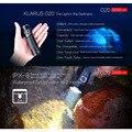 KLARUS G20 USB Recarregável Lanterna LED Tocha Com 26650 Bateria 3000 Lumens CREE XHP70 N4 LEVOU Luz Dupla Interruptor Lanterna