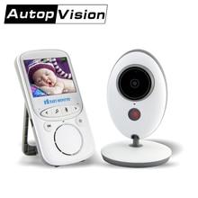 VB605  Video Baby Monitor with LCD Display, Digital Camera, Infrared Night Vision, Two Way Talk Back, Temperature Monitoring,
