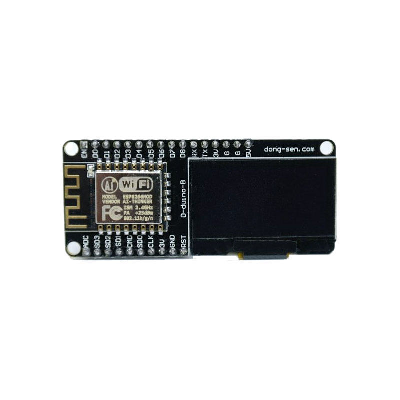 D-duino-B (NodeMCU& Arduino& ESP8266) 1.3OLED integrated networking development board 2015 sim900 four frequency gsm gprs development board mobile development board for ar duino sim900 mini module