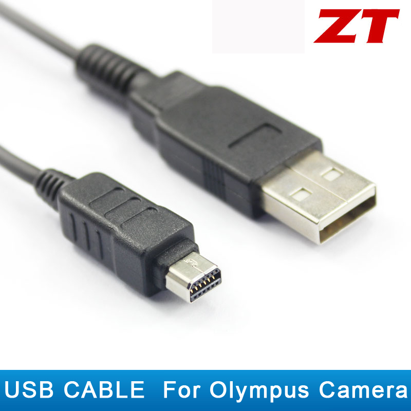 USB Battery Charger Data SYNC Cable Cord for Olympus camera XZ-1 XZ1