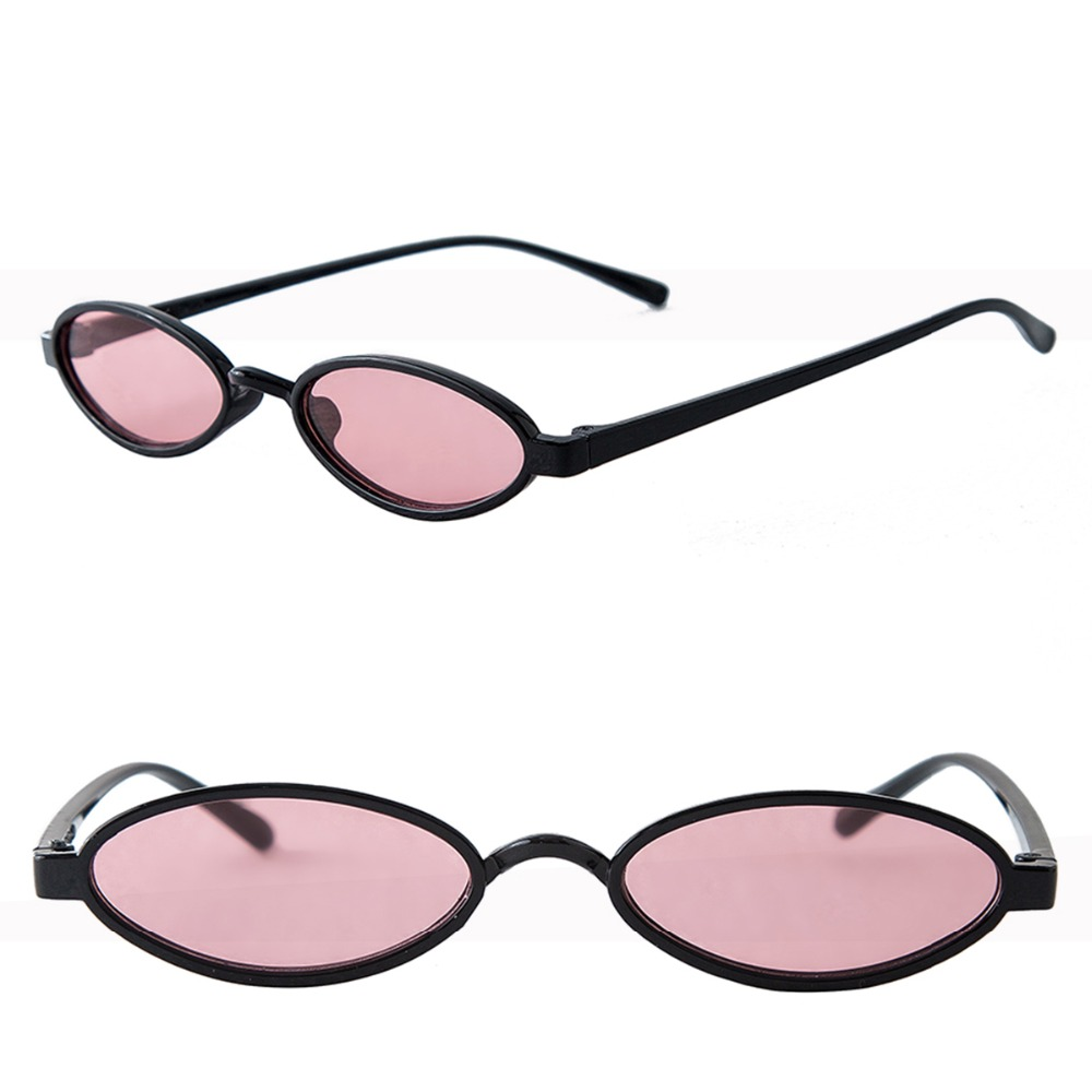 2019 Women Summer Oval Lens All-Match Sunglasses Lens Goggles Sun Glasses Small Frame Vintage Eyewear Hiking Eyeglasses2019 Women Summer Oval Lens All-Match Sunglasses Lens Goggles Sun Glasses Small Frame Vintage Eyewear Hiking Eyeglasses
