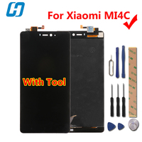 Xiaomi Mi4c LCD Display Touch Screen Original New Digitizer Glass Panel Assembly Screen For Xiaomi Mi