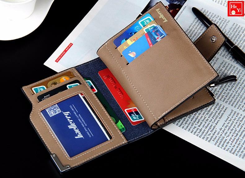 бренд baellerry кошелек мужские кожаные мужские кошельки короткий кошелек мужской клатч кожаный бумажник мужской мешок денег гарантия качества