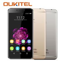OUKITEL U15S Smatphone MT6750T Octa Core 32GB ROM 4GB RAM 1.5GHz Android 6.0 Mobile Phone 5.5 Inch Fingerprint ID Phones