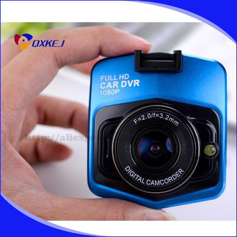 Newest Mini Car DVR Camera GT300 Camcorder 1080P Full HD Video Registrator Parking Recorder G-sensor Night Vision Dash Cam