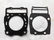 KAZUMA 500CC ATV головки цилиндра и прокладка блока для Jaguar500 Синьян 500CC Kazuma ATV UTV двигателя Запчасти