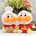 Anime Anpanman Baikinman Bread Superman Plush Toys Dolls Baby Kids Friends Brinquedos Cartoon Gift 20cm 2 Styles
