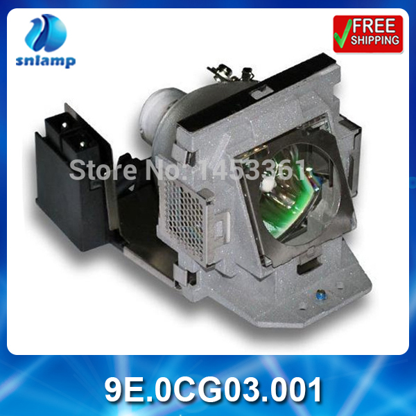 High quality Compatible projector lamp 9E.0CG03.001 for SP870 compatible projector lamp 9e 0cg03 001 for sp870