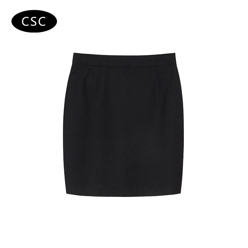 Aliexpress.com : Buy Women Formal Suit Skirt Summer High Waist ...