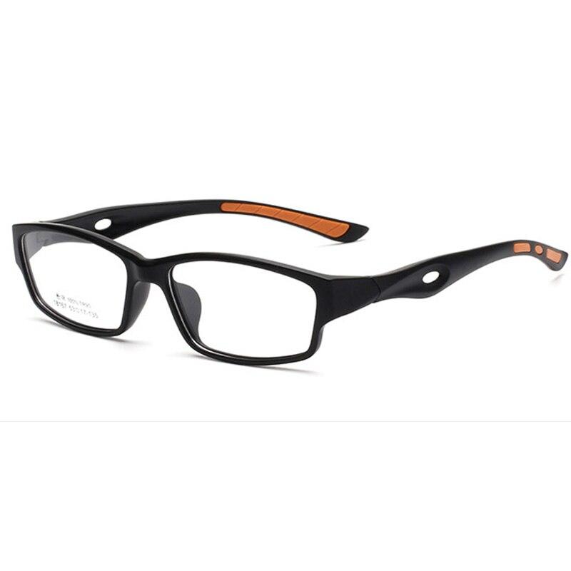 Mode Männer Frauen Acetat Brillen Rahmen Marke TR90 Vollformat - Bekleidungszubehör - Foto 5