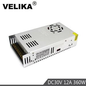 Professional DC30V Power Supply Driver Switch Transformers 220V 110V AC to DC 30V Power Supplies for CNC CCTV Stepper Motors DIY(China)