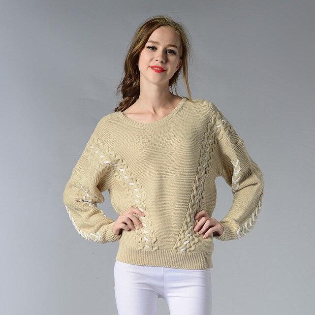 Aliexpress.com : Buy 2017 Autumn Winter New Style Round Neck ...