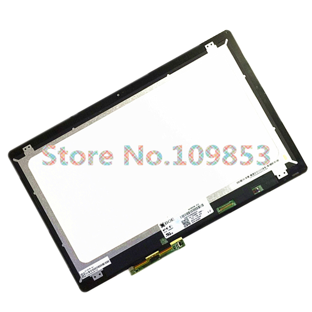 For Dell Inspiron 15 7568 LCD Touch Screen Digitizer Display Assembly Replace