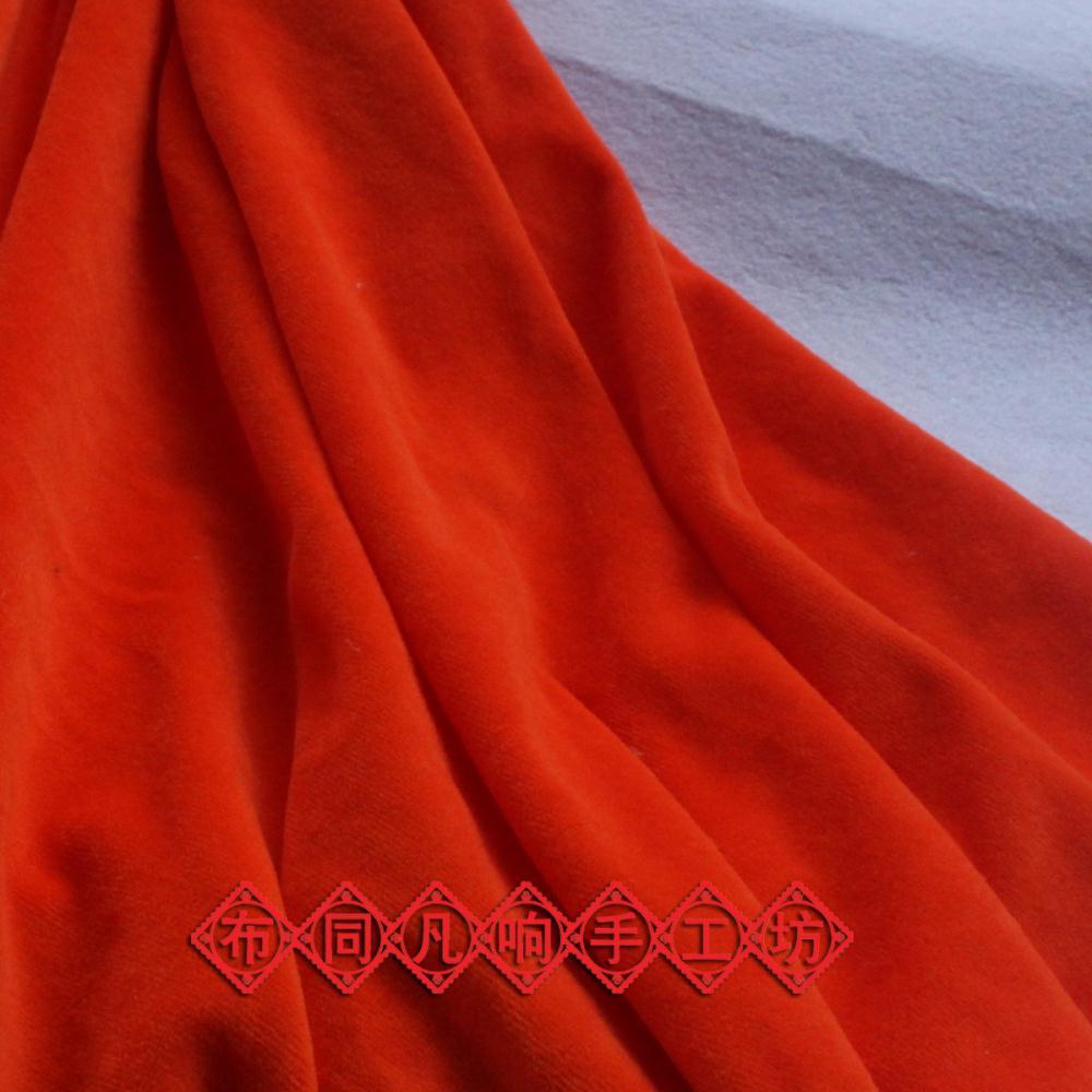 New children 39 s clothing fabric elastic short plush for Children s jersey fabric