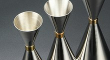 Stainless Steel Conical Jigger