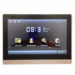 Ahua Multi-lingua VTH1660CH 10-pollici video citofono touch screen a Colori Monitor Dell'interno