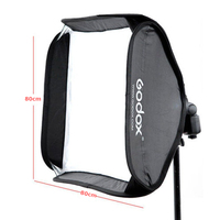 Godox 32 * 32 80*80cm 80x80cm foldable Soft Box Godox Suitbale for S type Bracket Camera Studio Flash fit Bowens Elinchrom
