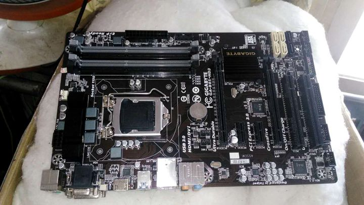 все цены на original motherboard Gigabyte GA-B85-HD3 LGA 1150 DDR3 B85-HD3 32GB USB2.0 USB3.0 B85 Desktop motherboard Free shipping