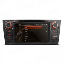 7″1080P Video HD Digital Touch Screen CAR DVD Player with GPS Navigation Canbus For BMW New 1/3 Series