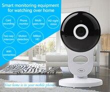 N_eye Wifi Camera HD 1080P Professional IP Camera Night Vision 360 Degree Panoramic Fish Eye Home Camera Baby Monitor pet camera