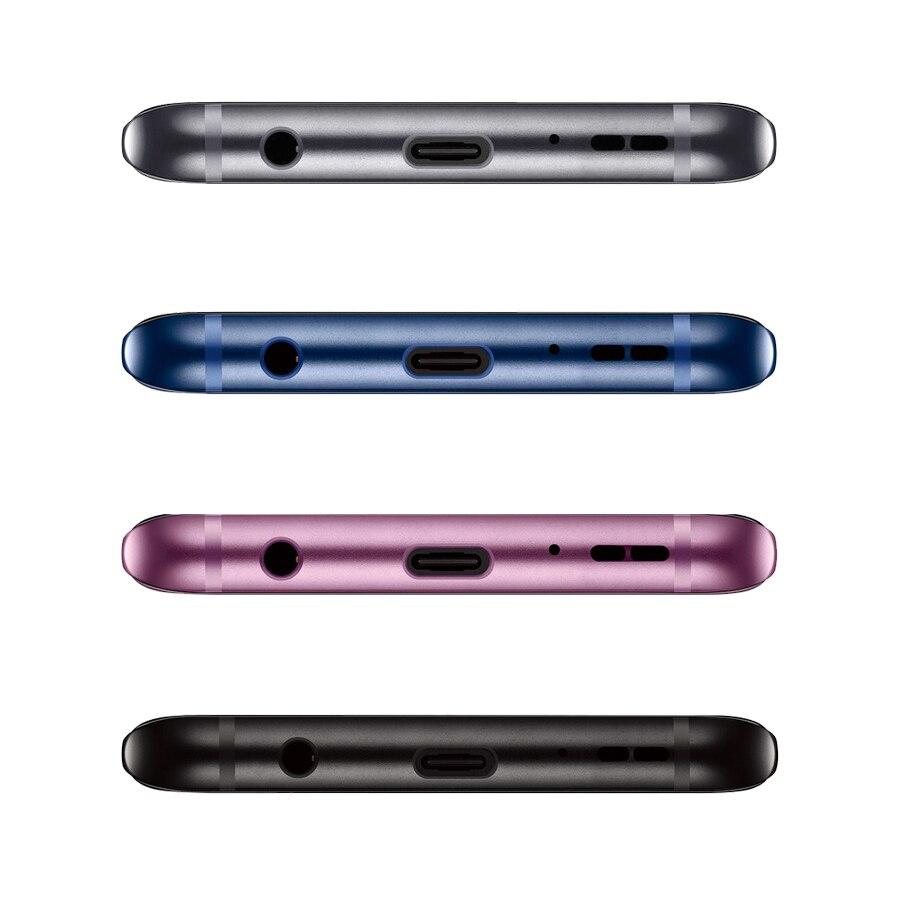 Unlocked Samsung Galaxy S9 4G Android Mobile Phone 4G RAM 64G ROM Octa-core 5.8'' 12MP Dual Card Fingerprint NFC Smartphone