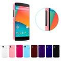 Sanheshun Nexus 5 Case Ультра Тонкий УФ Живописи Пластиковый Защитный Back Case Cover Skin Shell Для LG Google Nexus 5 Case