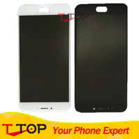 5 5 For Meizu MX6 LCD Screen Display Touch Panel Digitizer Assembly With Frame 1PC Lot