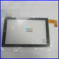 New Black Color 10 1 Inches Touch Screen HSCTP 747 10 1 V0 Digitizer Glass Replacement