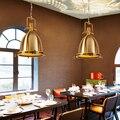 Скандинавский подвесной светильник с одной головкой  винтажная спальня с железным светильником  подвесной светильник в стиле ретро