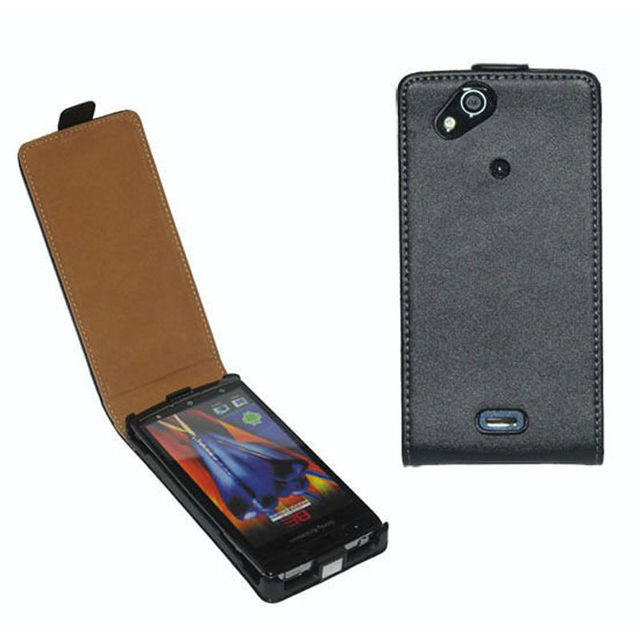 Case for Sony Ericsson Xperia Arc S Lt18i  Etui Hoesjes Flip Leather Cover for Sony Ericsson Xperia Arc LT15i  X12 Coque Fundas