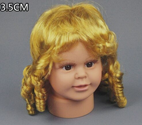 Stupendous Popular Child Mannequin Head With Hair Buy Cheap Child Mannequin Short Hairstyles Gunalazisus