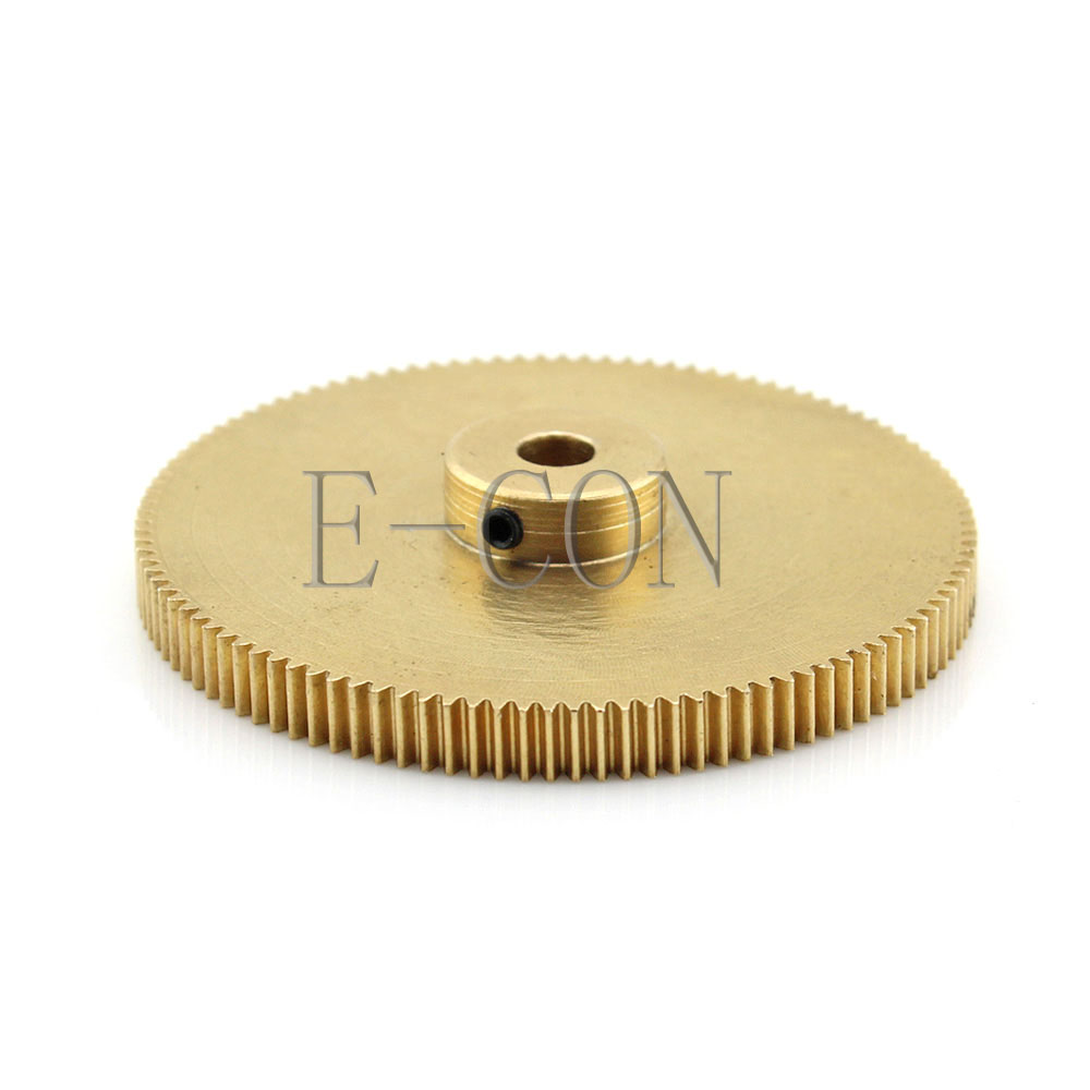 1pcs 0.5M 110 Teeth 3mm/4mm/5mm/6mm/6.35mm/7mm/8mm/9mm/10mm/11mm/12mm Bore Hole Motor Metal Gear Wheel with Top Screws1pcs 0.5M 110 Teeth 3mm/4mm/5mm/6mm/6.35mm/7mm/8mm/9mm/10mm/11mm/12mm Bore Hole Motor Metal Gear Wheel with Top Screws