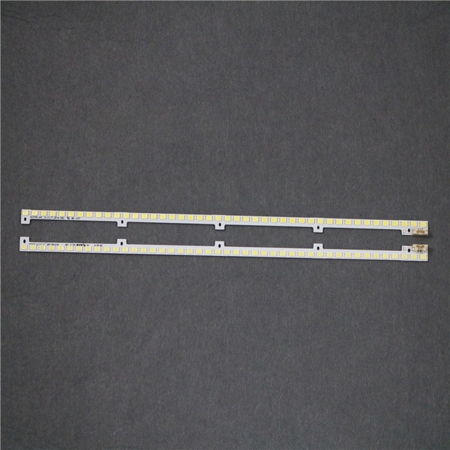 2piece/lot FOR samsung 32 inch UA32D5000PR lamp BN64 01634A 2011SVS32_456K_H1_1CH_PV_LEFT44 1PCS=44LED 347MM Left and right