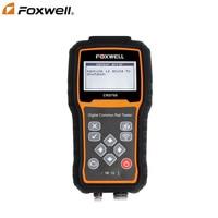 Foxwell CRD700 цифровой общий рельс высокого давления тестер