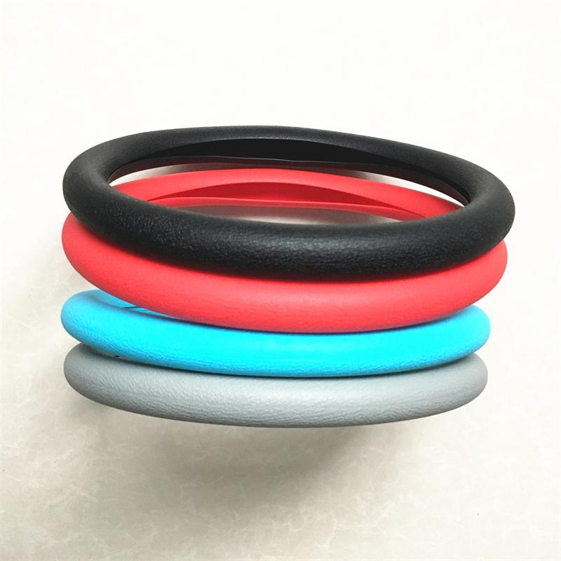 Soft Silicone Steering Wheel Cover Skidproof Odorless Eco