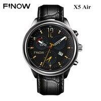 Finow X5 воздуха Смарт часы 2 ГБ Оперативная память 16 ГБ Встроенная память MTK6580 gps WI FI Носимых устройств Bluetooth Android 5,1 3g smartwatch для IOS и Android