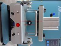 Ювелирные изделия вакуумный Воск инжектор двойной зажим воск литьевой машины Зажим Блока большой Размеры