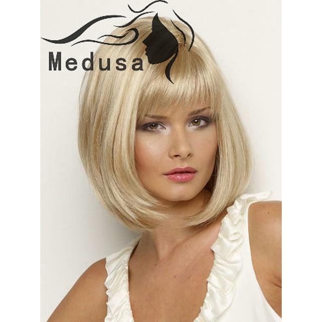 Medusa Hair Products Classic Boy Cut Medium Length Layered