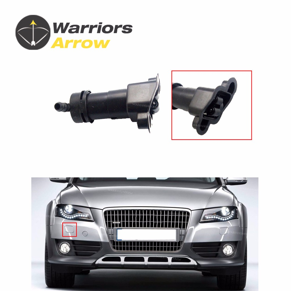 8E0955102D For Audi A4 Avant B7 S4 2005 2006 2007 2008 Headlight Washer  Nozzle Pump Cylinder