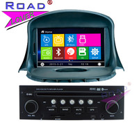 TOPNAVI Wince 6 0 2Din 7Inch Car Multimedia DVD Player Auto Radio For Peugeot 206 Stereo